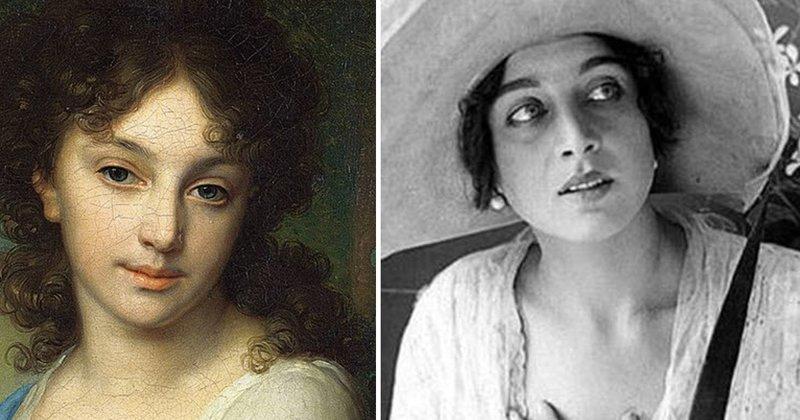 Семерка самых известных красавиц российской истории женщины, красавицы, красота, подборка, поклонники, россия