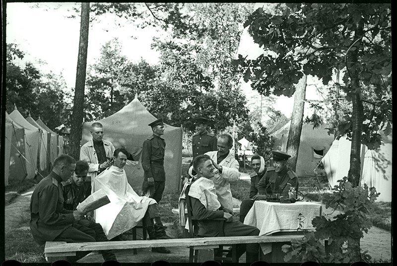 Московский военный округ, 1945. Великая Отечественная  война, СССР, история