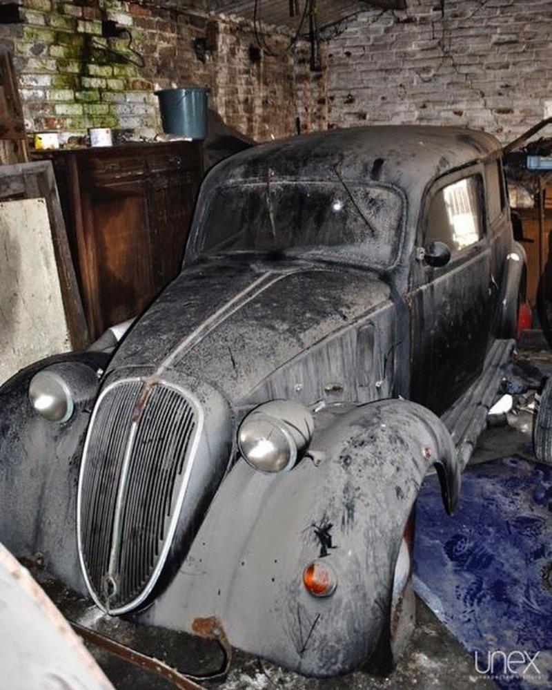 Fiat 508 авто, автомобили, заброшенные автомобили, машины
