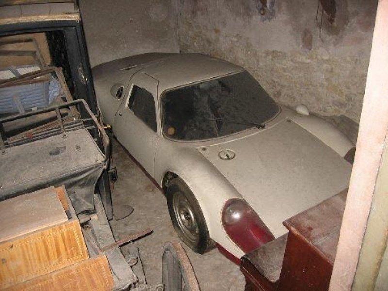 Porsche 904 авто, автомобили, заброшенные автомобили, машины