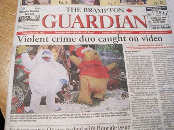 «Двое жестоких преступников попали на кадры видеозаписи». приколы, тексты, фото