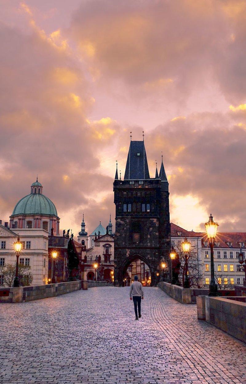 Прага, Чехия Кругосветное путешествие, интересно, мир в кармане, от Земли до Луны, приключения, путешествия, страны и города, увлекательно