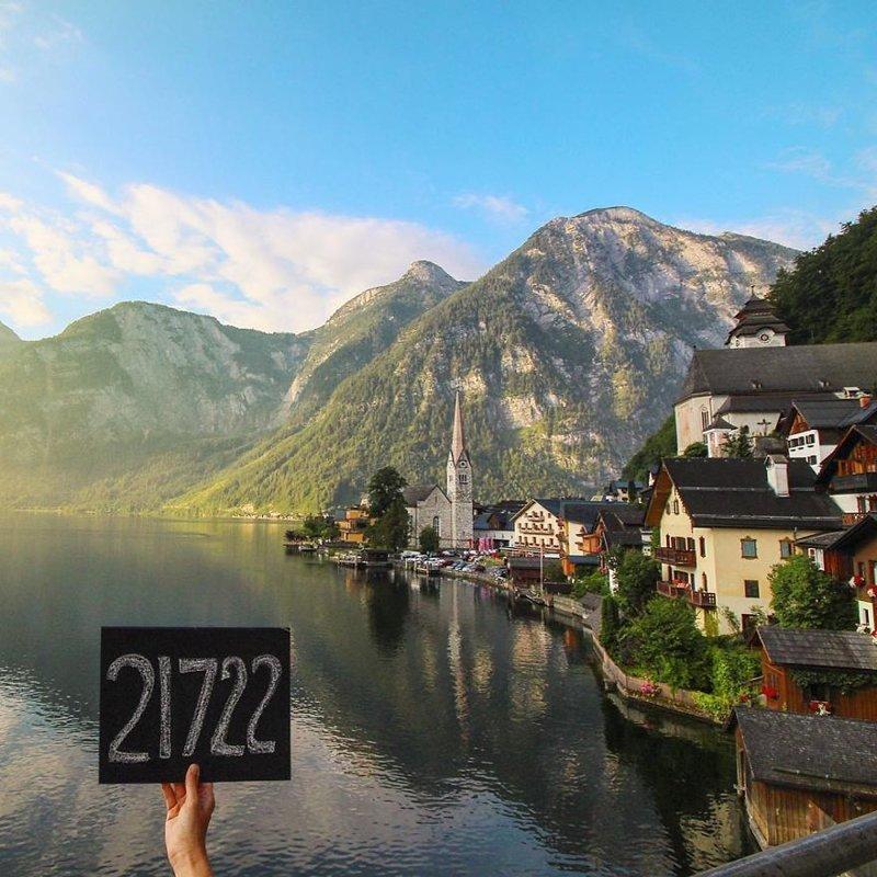Хальштатт, Австрия Кругосветное путешествие, интересно, мир в кармане, от Земли до Луны, приключения, путешествия, страны и города, увлекательно