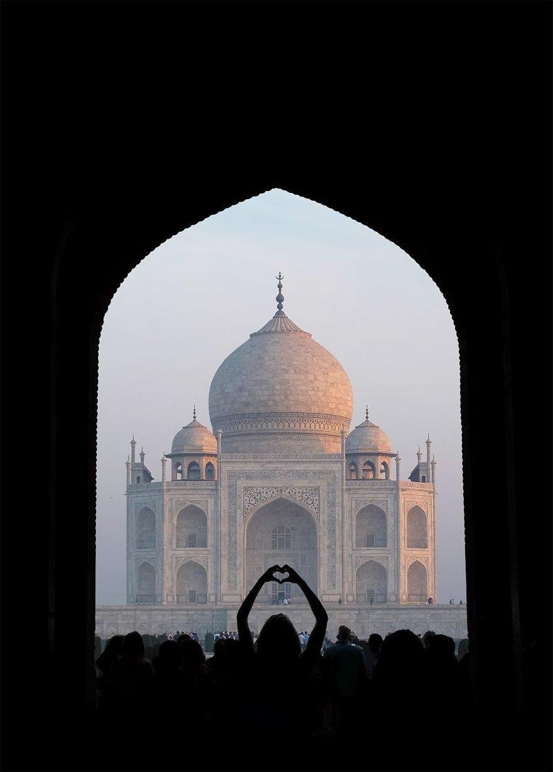 Тадж Махал, Индия Кругосветное путешествие, интересно, мир в кармане, от Земли до Луны, приключения, путешествия, страны и города, увлекательно