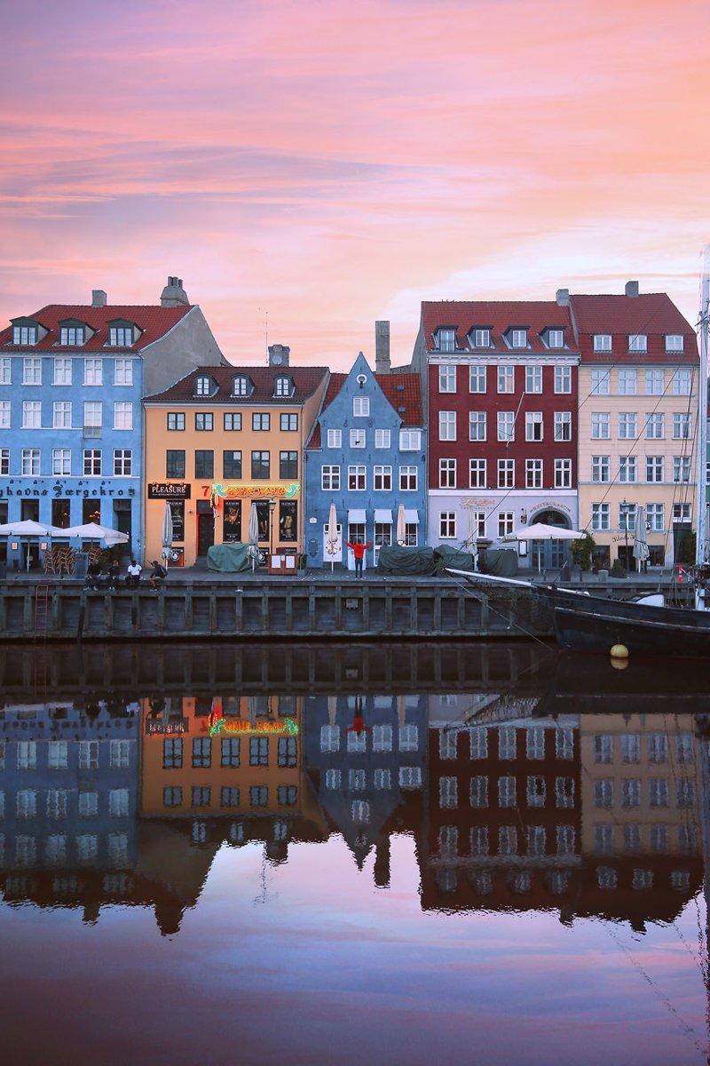 Копенгаген, Дания Кругосветное путешествие, интересно, мир в кармане, от Земли до Луны, приключения, путешествия, страны и города, увлекательно
