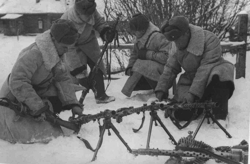 Немецкие MG-34 вов, военное, интересное, история, трофеи, фото