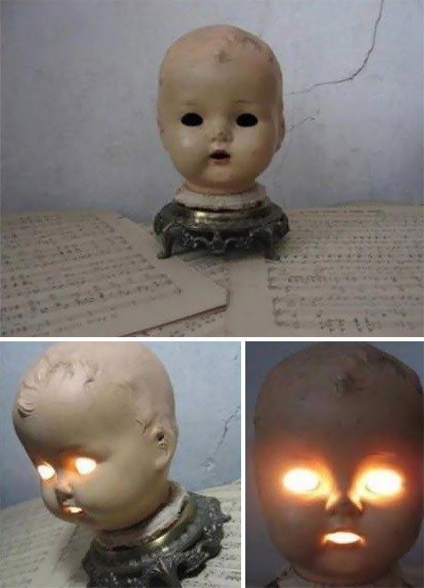 Не выбрасывайте старую куклу. Вы можете сделать из неё милый ночник для вашего ребёнка Лайфхак, идея, советы, хитрости, юмор