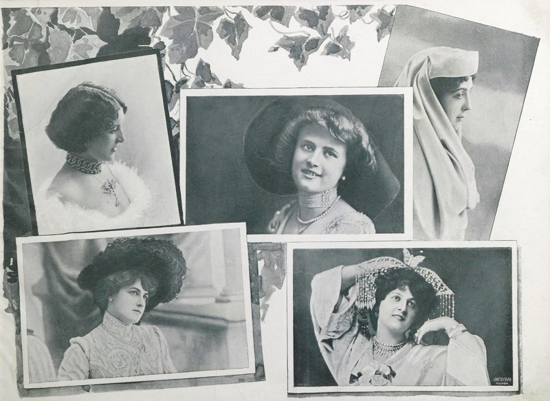 Каких женщин хотели мужчины в 1904 году газета, женщины, фото