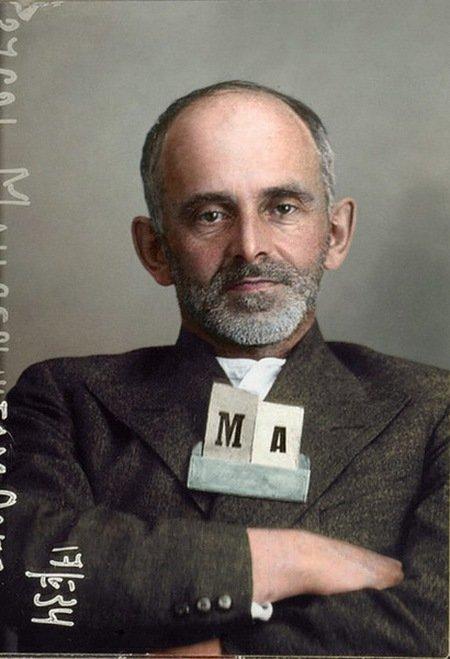 Осип Мандельштам. колоризация, личности, портреты