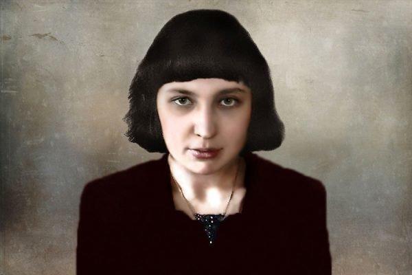 Марина Цветаева. колоризация, личности, портреты