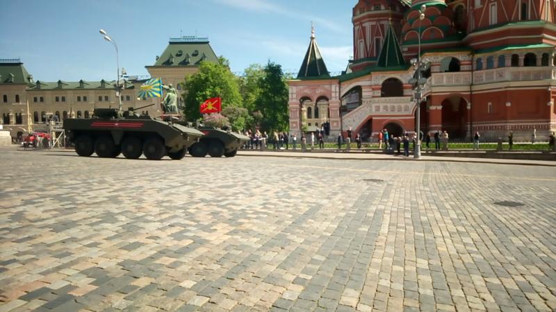 Знаменная группа авиация, парад победы, танки, техника