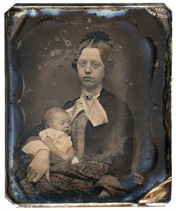 3. Семейная фотография 19-го века истории, смерть, фотографии