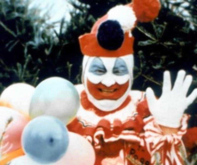 4. Клоун Пого истории, смерть, фотографии