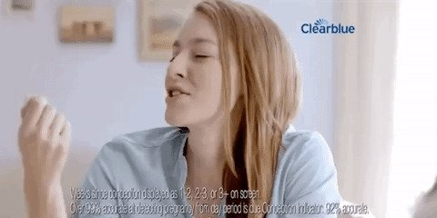 женщины, нелепость, рекламная кампания