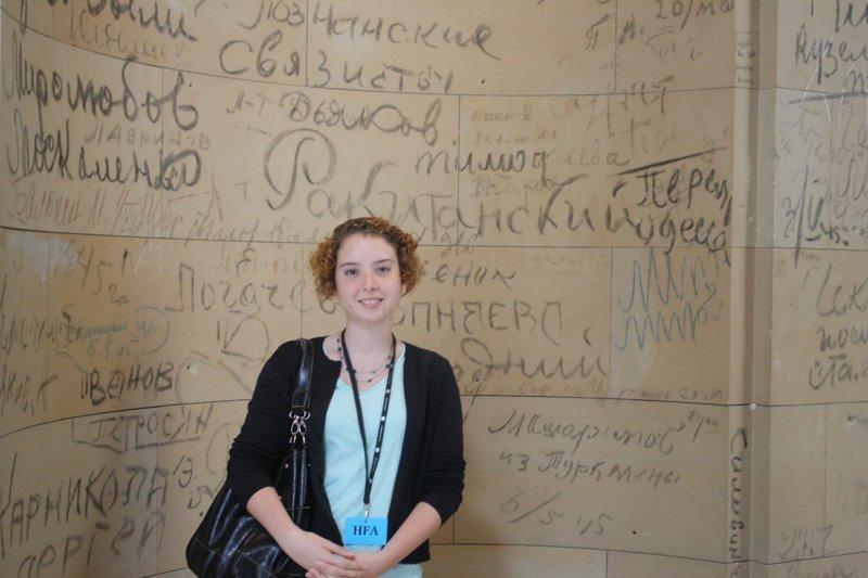 Сегодня многие едут в Берлин, чтобы найти подпись своего предка  Великая Отечественная Война, берлин, день победы, победа, рейхстаг, фото