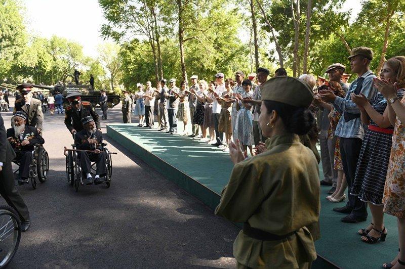 Нам нужна одна победа: как в Узбекистане отпраздновали 9 Мая 9 мая, день победы, ташкент, узбекистан