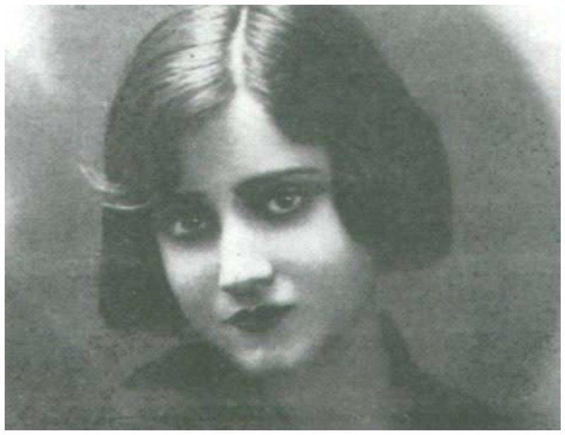 Тайны сирийской принцессы, ближневосточной Мата Хари звезда, знаменитость, история, красота, сирийская принцесса, тайны, талант