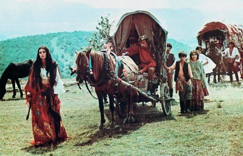 8 интересных фактов о фильме «Табор уходит в небо» дом кино, кино, табор, факты, фильм, цыгане