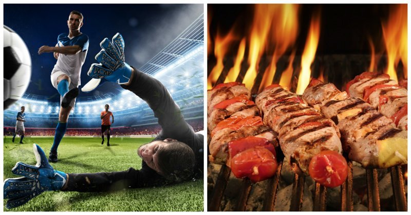 Во время чемпионата мира по футболу-2018 россиянам запретят жарить шашлыки ynews, запрет, мундиаль, чм-2018, шашлык