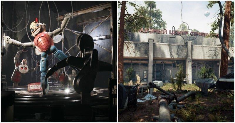 BioShock по-советски: новый геймплейный трейлер игры Atomic Heart от российских разработчиков Atomic Heart, СССР, видео, геймер, игры, интересное, трейлер, шутер