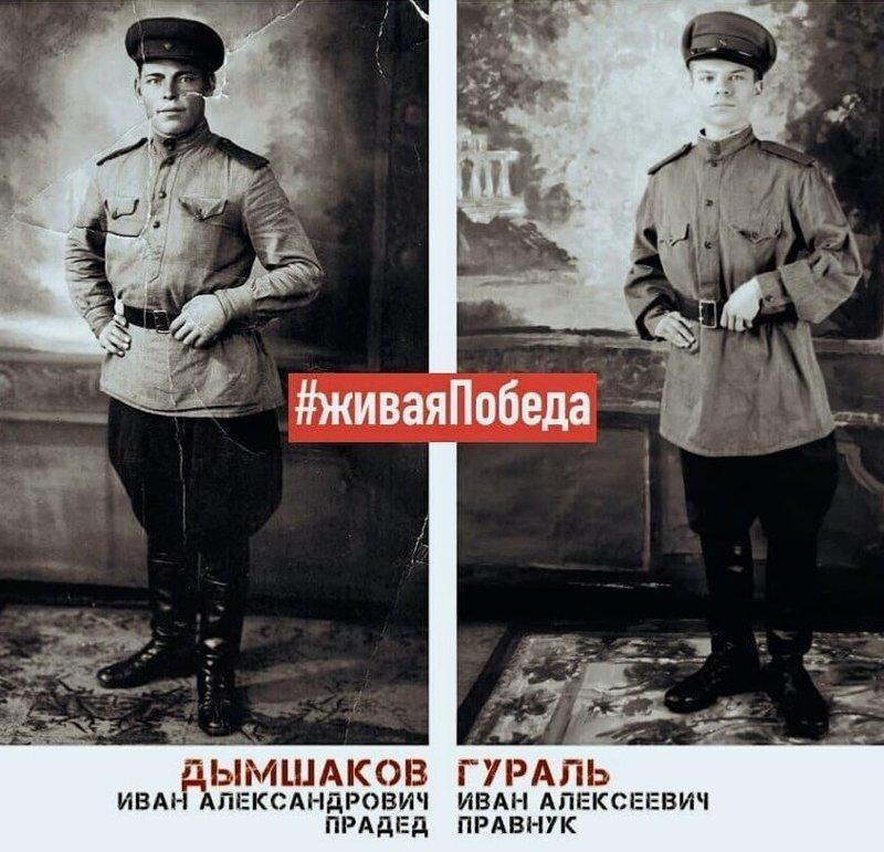 1. Великая Отечественная Война, живая победа, о войне, проект, фото