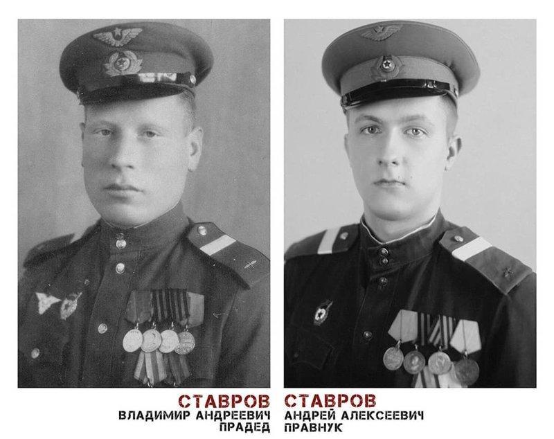 4. Некоторые потомки в соцсетях под фото писали историю жизни своих родственников Великая Отечественная Война, живая победа, о войне, проект, фото