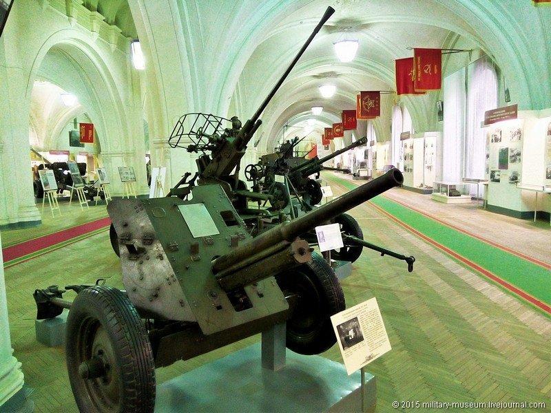 Артиллерийский музей в Санкт-Петербурге. Часть 2: внутренняя экспозиция музей, факты, фото