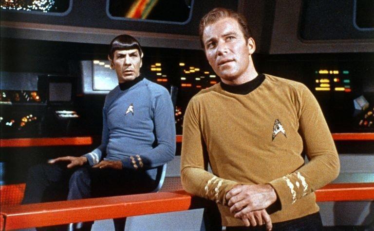 Звёздный путь: Оригинальный сериал лучшее, сериалы, фантастика