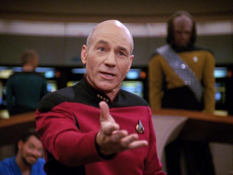 Звёздный путь: Следующее поколение лучшее, сериалы, фантастика