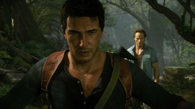 Uncharted 4: A Thief's End (2016) playstation, выходные, залипалово, игры