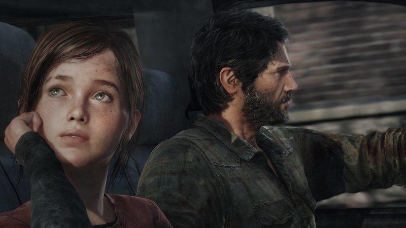 The Last of Us (2013) playstation, выходные, залипалово, игры