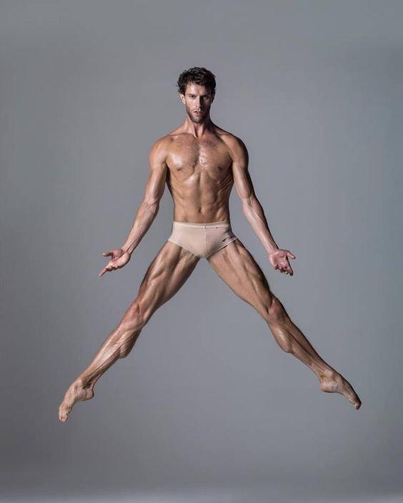 James Whiteside анатомия, балет, искусство, красота, мускулы, невероятное, пластика, фотографии
