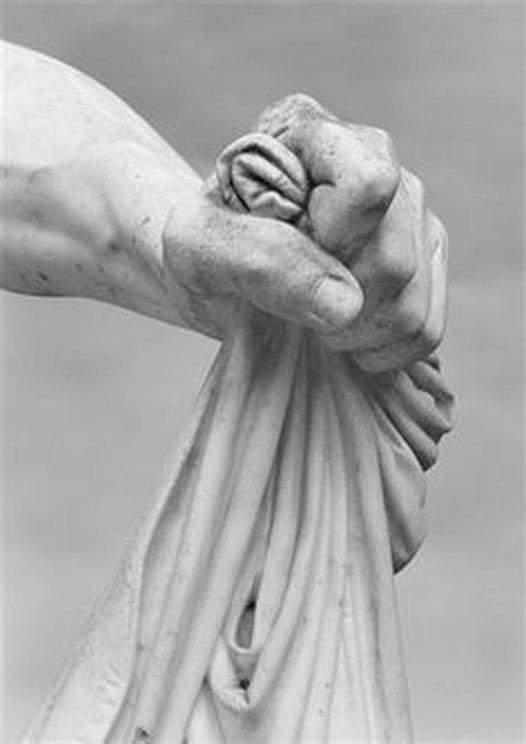 Сила таланта... вуаль, искусство, красота, мрамор, невероятное, скульптура, талант