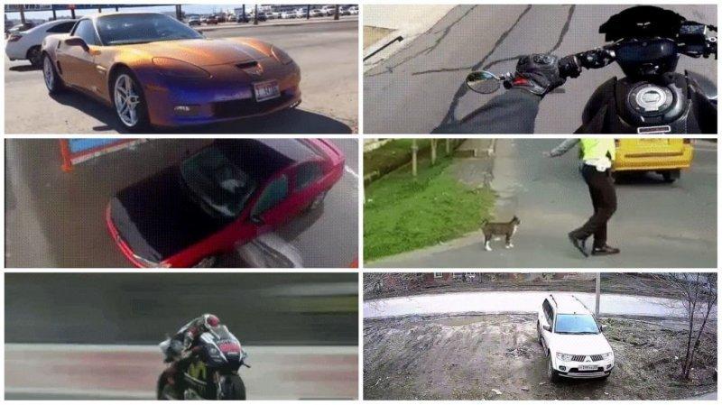 Подборка автомобильных гифок gif, автогифки, анимация, гифка, гифки, подборка, прикол, юмор