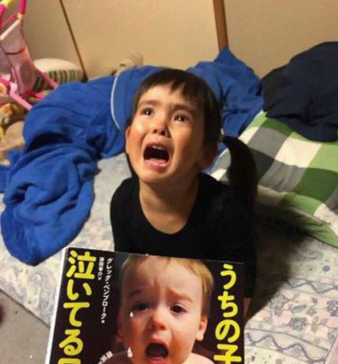 Самые дурацкие причины детских истерик детки, истерика, крепите нервы, плач, повод для плача, слезы градом, смешно, юмор