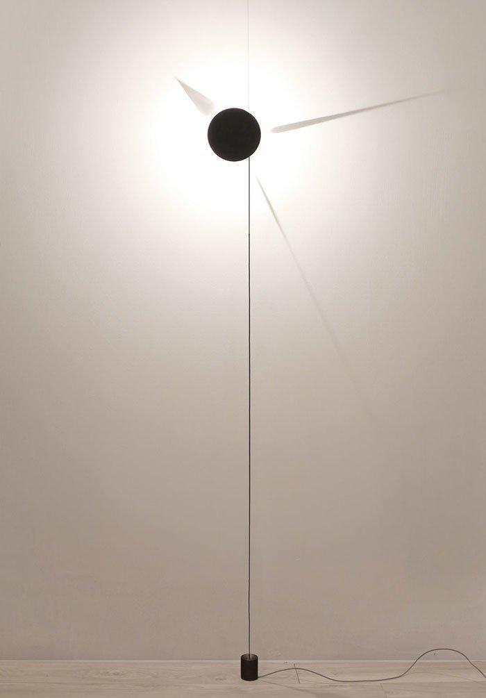 31. Теневые часы  Стиль, вещь, дизайн, минимализм, подборка, простота, фото
