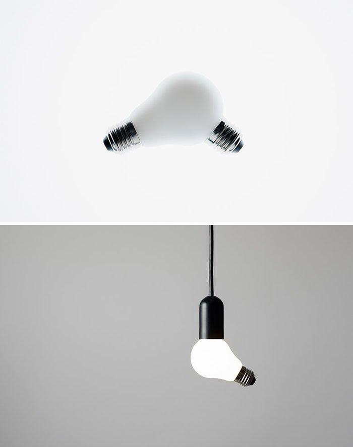8. И люстра не нужна  Стиль, вещь, дизайн, минимализм, подборка, простота, фото