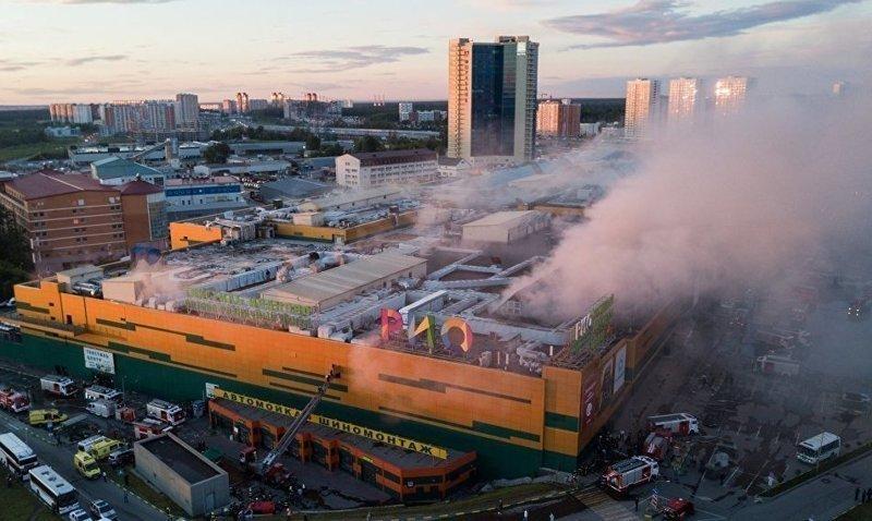 В торговых центрах России выявлено четверть миллиона нарушений ynews, зимняя вишня, кемерово, проверки, техника безопасности