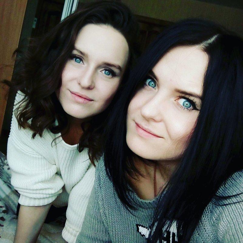 13. Елизавета и Владислава близняшки, девушки, красиво, фото