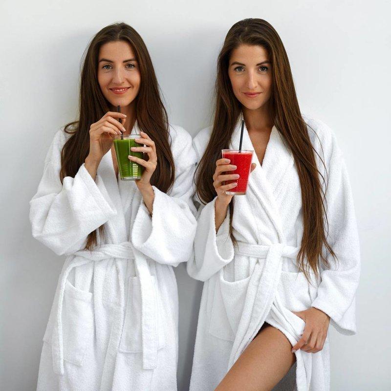 5. Светлана и Оксана близняшки, девушки, красиво, фото