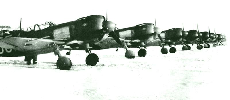 Ла-5ФН перед отправкой на фронт Великая Отечественная Война, СССР, история, монголия