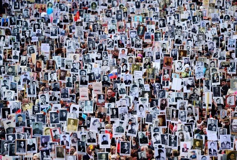 """Спецслужбы предотвратили теракт на акции """"Бессмертный полк"""" в Москве бессмертный полк, теракт, фсб"""
