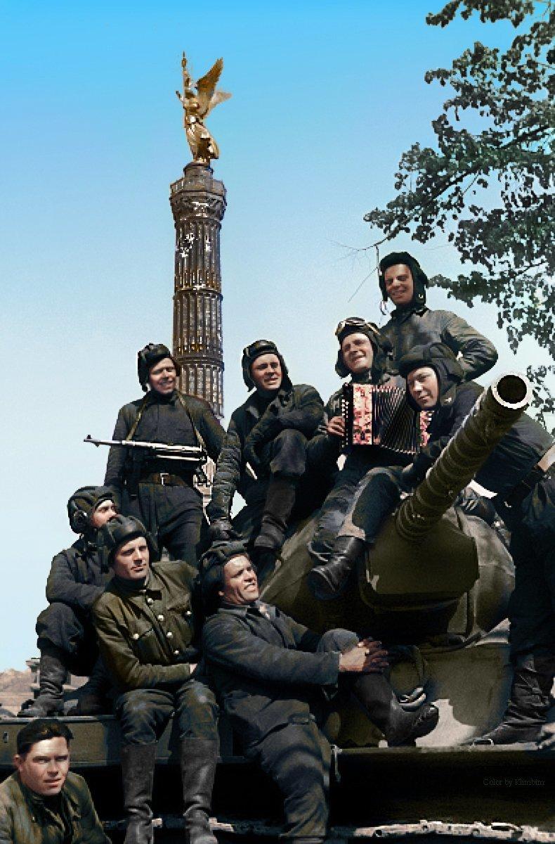 Берлин, 1945 история, люди, события 20 века