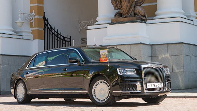 Салон седана «Кортеж» сделали похожим на гостиную ynews, Российский автомобиль, авто, кортеж, новости, секрет