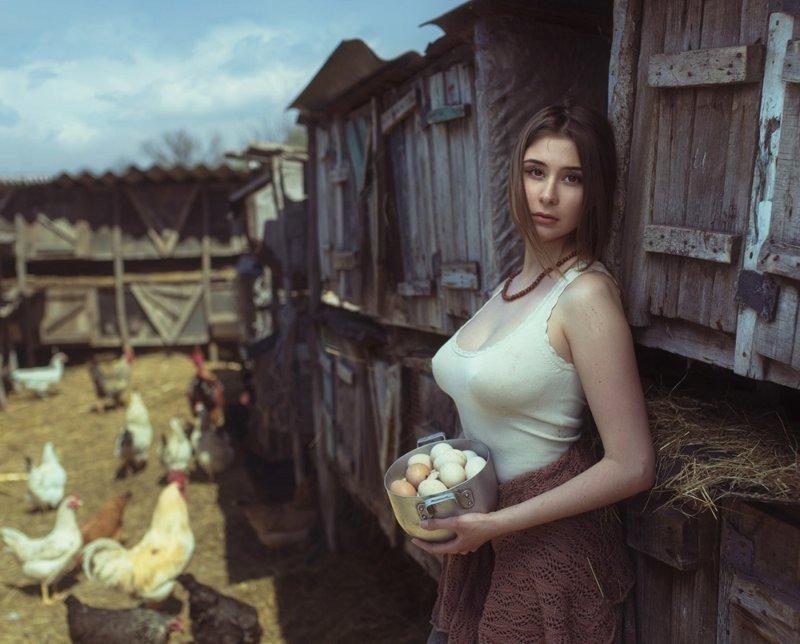 Становится жарко:  Женская красота и очарование в портретах Давида Дубницкого Давид Дубницкий, в мире, девушки, красота, люди, портрет