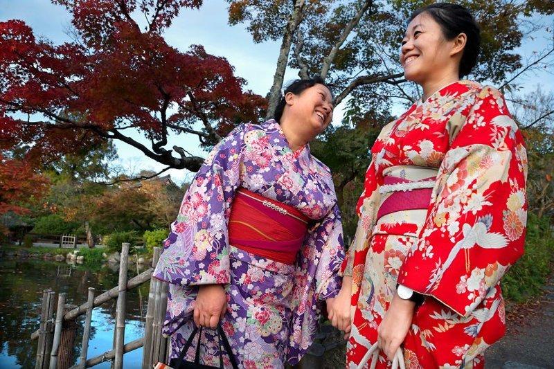 Киото, Япония, 2015 мамы, материнская любовь, мать и дитя, путешествия, трогательно, фото, фотомир, фотоочерки