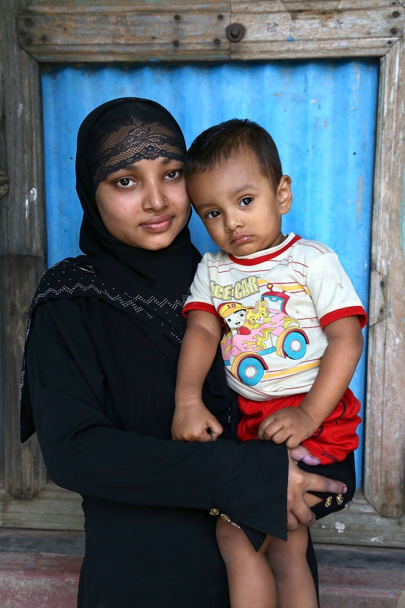 Сонаргаон, Бангладеш, 2014 мамы, материнская любовь, мать и дитя, путешествия, трогательно, фото, фотомир, фотоочерки