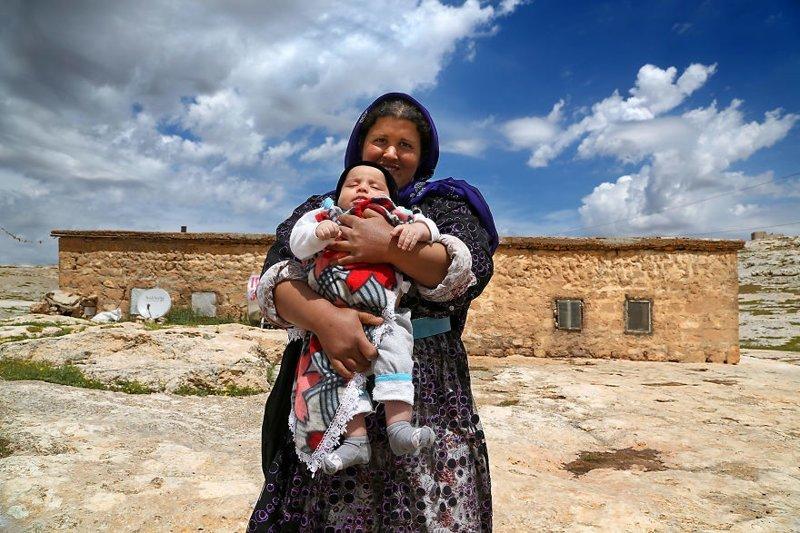Харран, Турция, 2014 мамы, материнская любовь, мать и дитя, путешествия, трогательно, фото, фотомир, фотоочерки