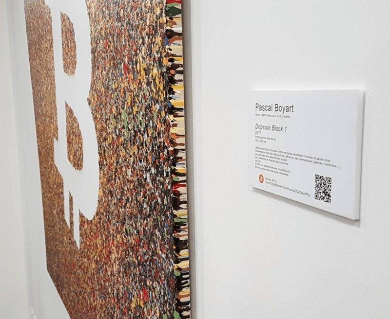 Так Паскаль Бояр нашёл отличный способ, с помощью которого каждый художник может монетизировать своё искусство Хитрость, в мире, граффити, деньги, идея, люди, художник