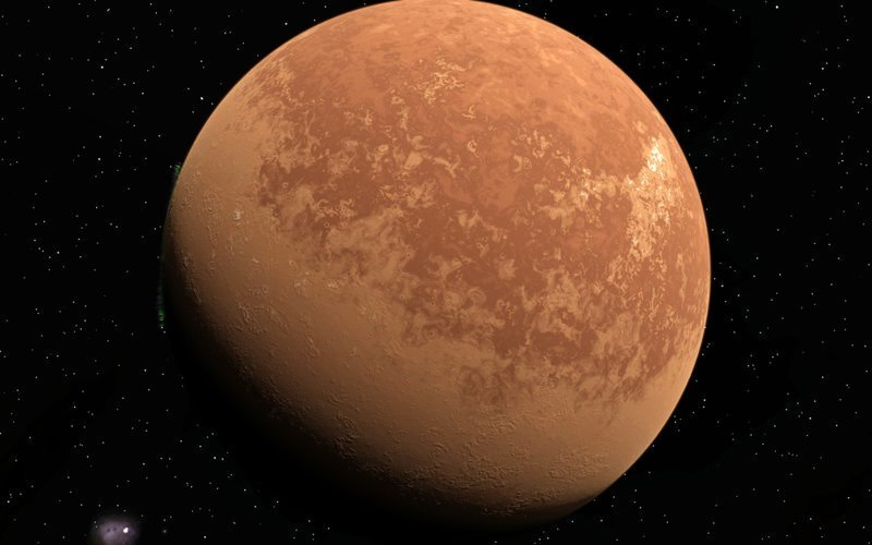 NASA отправит на Марс портативный вертолет nasa, ynews, атмосфера, вертолет, исследования, марс
